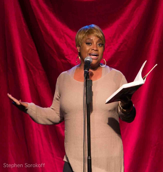 Sherri Shepherd at Tony Danza & More Bring the Laughs in CELEBRITY AUTOBIOGRAPHY