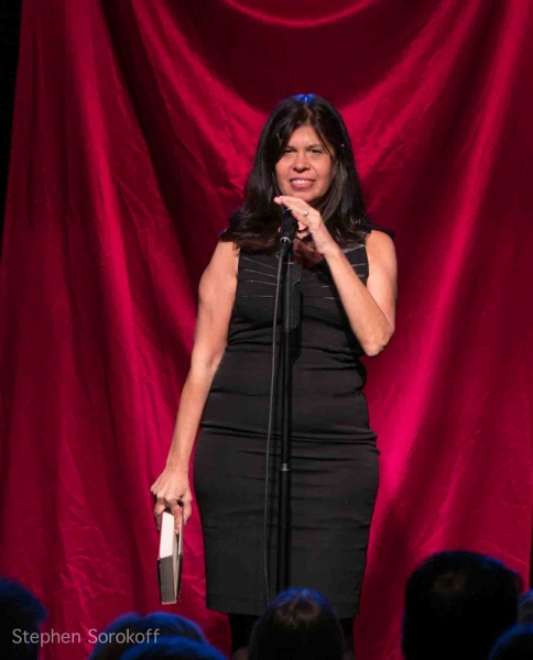 Dayle Reyfel at Tony Danza & More Bring the Laughs in CELEBRITY AUTOBIOGRAPHY
