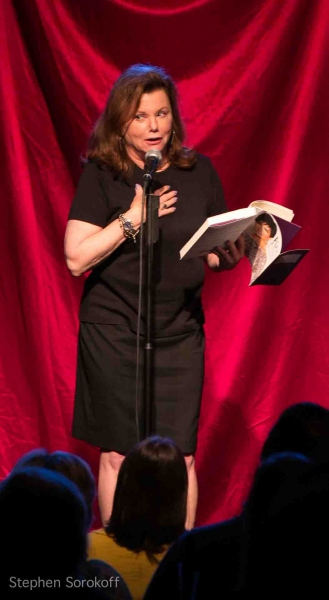 Marsha Mason at Tony Danza & More Bring the Laughs in CELEBRITY AUTOBIOGRAPHY