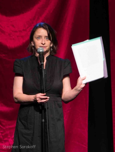 Rachel Dratch at Tony Danza & More Bring the Laughs in CELEBRITY AUTOBIOGRAPHY