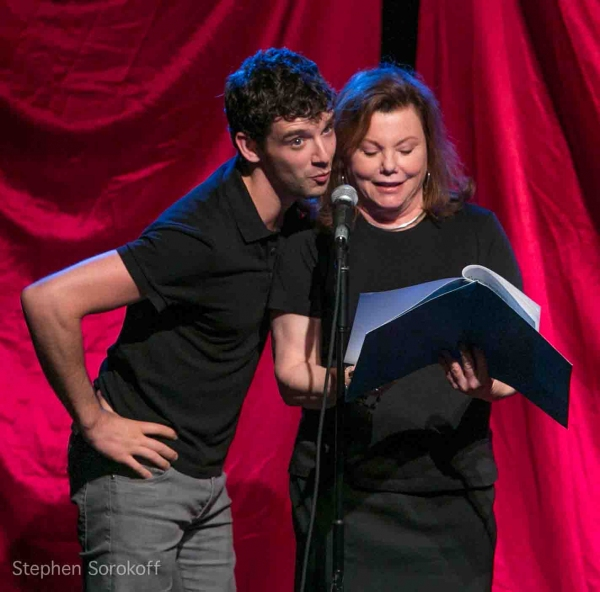 Michael Urie & Marsha Mason at Tony Danza & More Bring the Laughs in CELEBRITY AUTOBIOGRAPHY