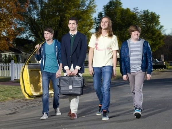 Photo Coverage: First Look - Cast of MTV's THE INBETWEENERS