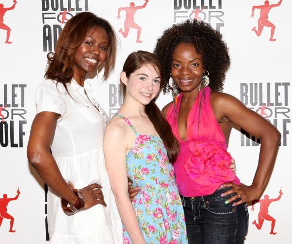Shamika Cotton & Shannon Garland & Masha Stephanie Blake