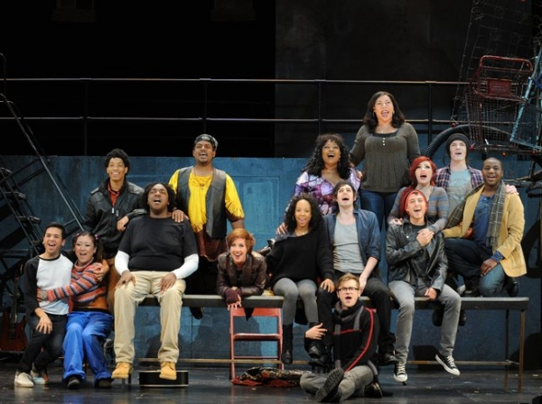 PHOTO FLASH: First Look at San Diego Musical Theatre's RENT