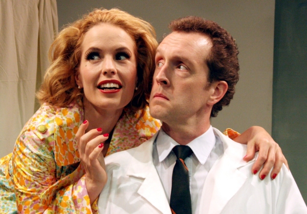 Photo Flash: First Look at Stage West's WHAT THE BUTLER SAW