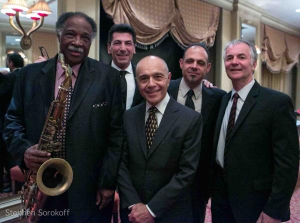 Houston Person, Patrick Tuzzolimo, Lou Forestieri, Chris Colangelo, Kendall Kay Photo