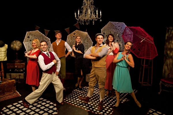 Photo Coverage: JUBILEE, the Cole Porter Musical, Playing At The Tabard Theatre.
