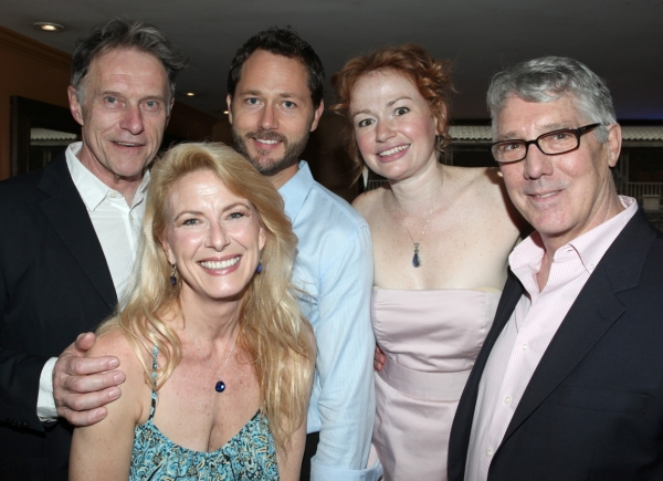 Michael Cullen, Leslie Hendrix, Matthew Humphreys, Gretchen Hall & Michael Rupert at 7th MONARCH's Opening Night Gala