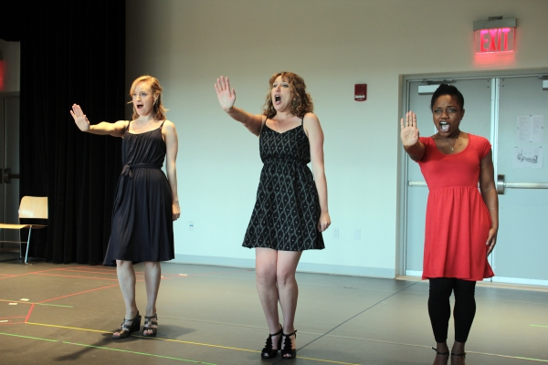 Photo Coverage: Meet the Cast of A GRAND NIGHT FOR SINGING - Erin Davie & More!