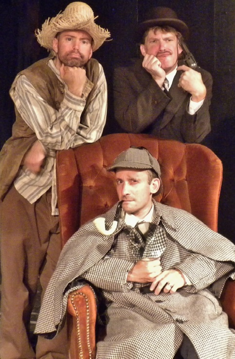CSC to Present HOUND OF THE BASKERVILLES, Beg. 7/20