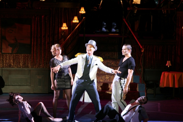 Justin Guarini at Patti Murin, Justin Guarini and More in CHICAGO Opening Night at The Muny!