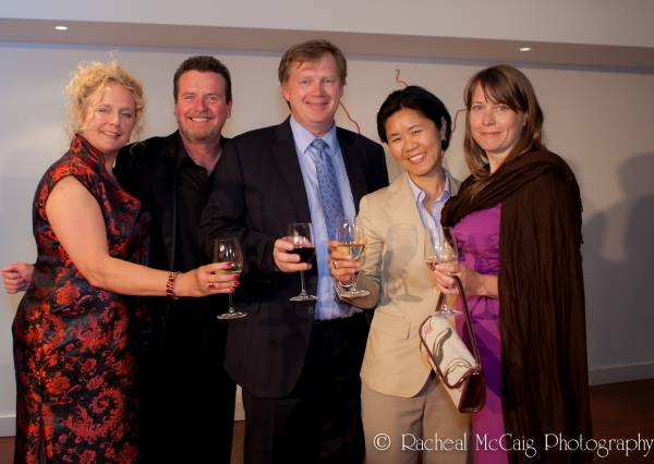 Jacoba Knaapen, Jim Roe, Councillor Gary Crawford. , Kristyn Wong Tam and Meredith Potter