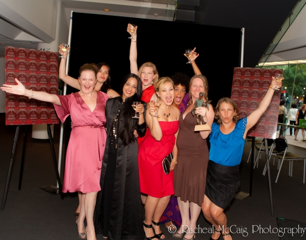 Cast of The Penelopiad (Sarah Dodd, Cara Gee, Pamela Sinha, Maev Beaty, Monica Dottor, Bahia Watson, Kelli Fox, Christine Brubaker)