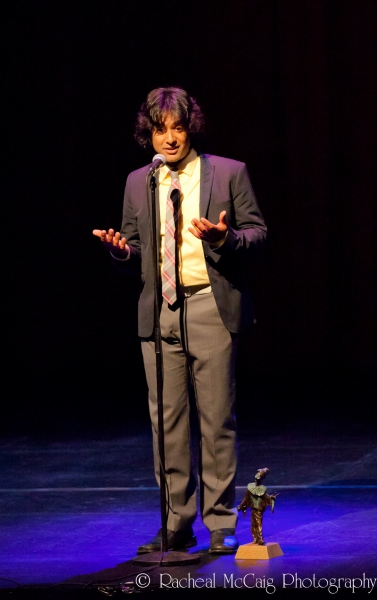 Reza Jacobs at 2012 Dora Mavor Moore Awards