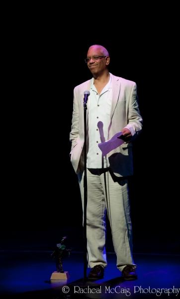 Philip Akin at 2012 Dora Mavor Moore Awards