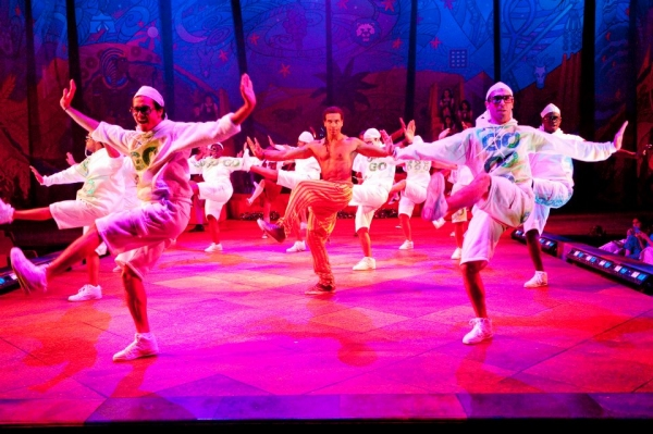 Photo Flash: Dallas Theater Center Presents JOSEPH...DREAMCOAT!