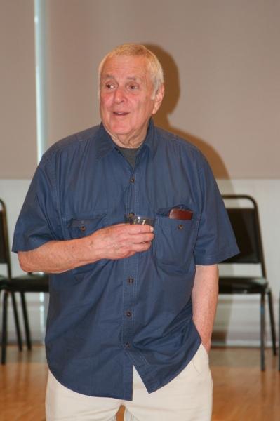John Kander at John Kander Joins The Muny Hall of Fame
