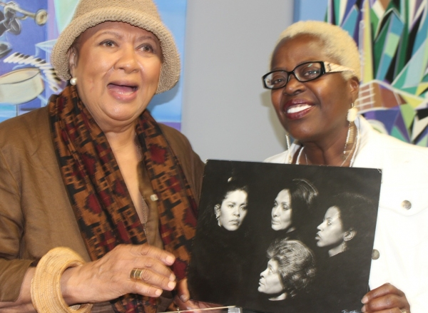 Photo Flash: Lillias White Hosts Coalition of Theatres of Color Salute