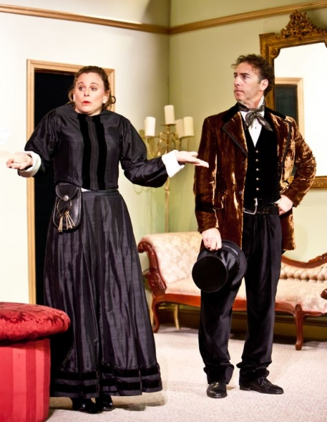 Photo Flash:  First Look at Nagle Jackson's OPERA COMIQUE at The Sherman Playhouse, 7/13