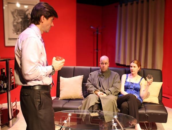 Joseph W. Rodriguez, Eric Doss, Sarah Koestner