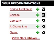 NEW! Slew of Feedback Driven Updates Added for Personalized BroadwayWorld DB - News, Recommendations & More!