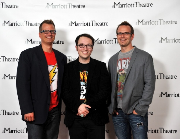 Aaron Thielen, Michael Mahler and Ryan Nelson