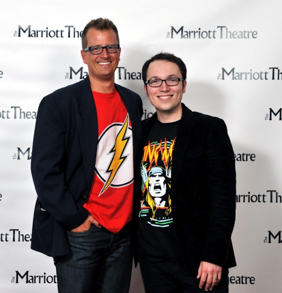 Aaron Thielen and Michael Mahler Photo