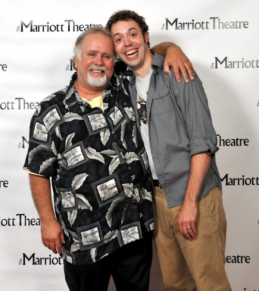 Photo Flash: HERO Opening Night at the Marriott Theatre!