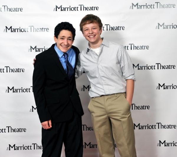 Jonah Rawitz and Zachary Keller