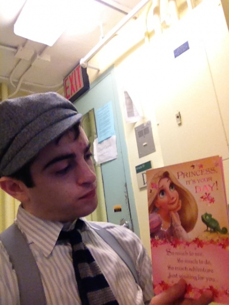 MARY POPPINS' Josh Assor