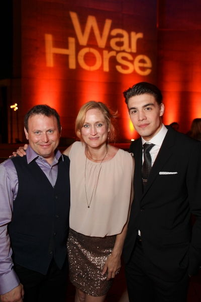 Photos: The Stars Walk the Red Carpet for WAR HORSE Opening Night in LA!
