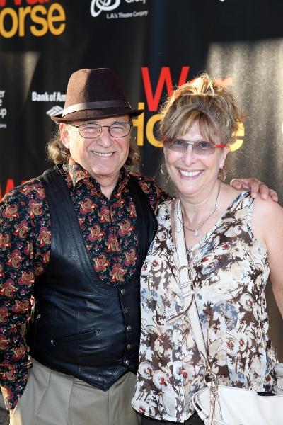 Joel Zwick and wife Candice Zwick Photo