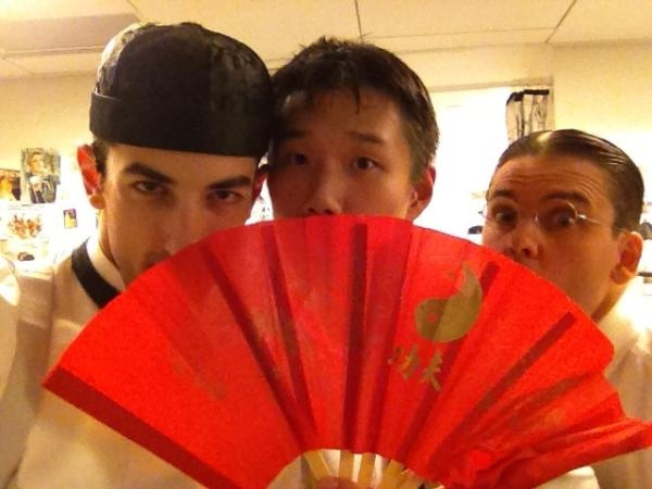 Photo Flash: #SIP, Part 2 - Christian Borle's Last STARCATCHER, EVITA's 100th Performance and More!