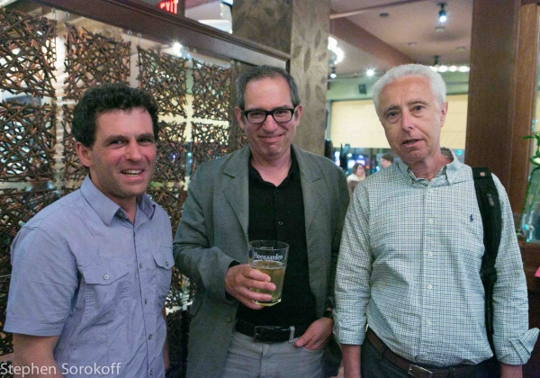 Joel Westheimer, Jerry Singerman, Pierre Lehu