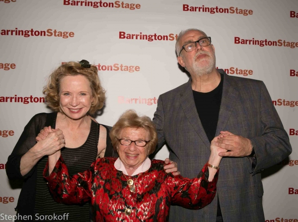 Debra Jo Rupp, Dr. Ruth, William Finn at Mark St. Germain's DR. RUTH, ALL THE WAY Opens at Barrington Stage Company