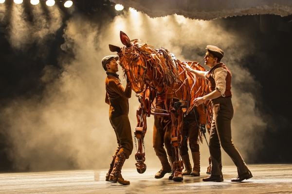 BWW Reviews: WARHORSE- Beauty In Battle