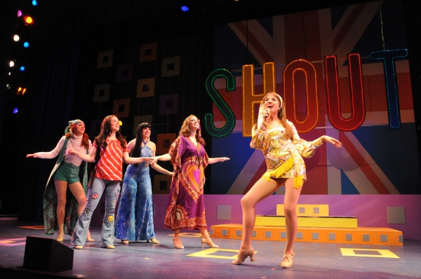Photo Flash: First Look at SHOUT! THE MOD MUSICAL