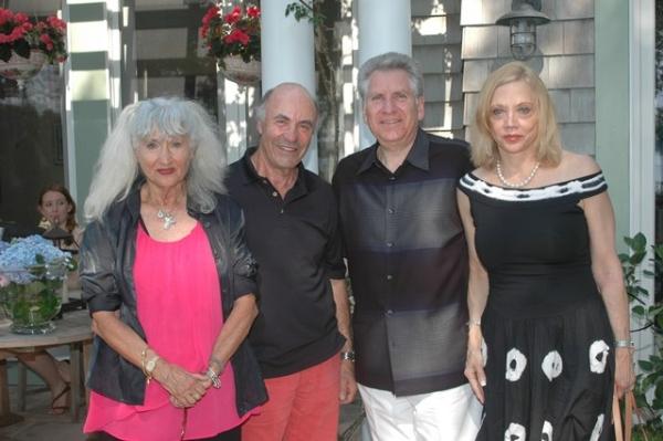 Jane and Barton Shallat; Paul and Dr. Barbara Kushman