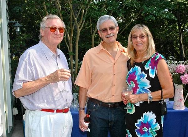 David Bray; Frank and Joanne Filipo