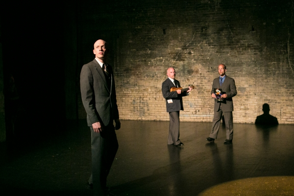 Photo Flash: Live Action Set's BASIC NORTH Plays Southern Theater thru 7/8