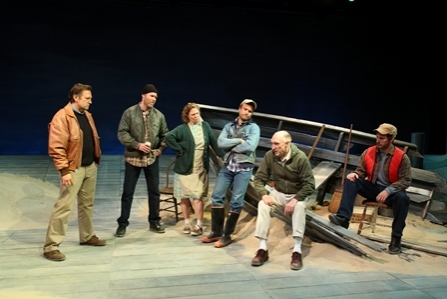 Photo Flash:  First Look at Bay Street's MEN'S LIVES