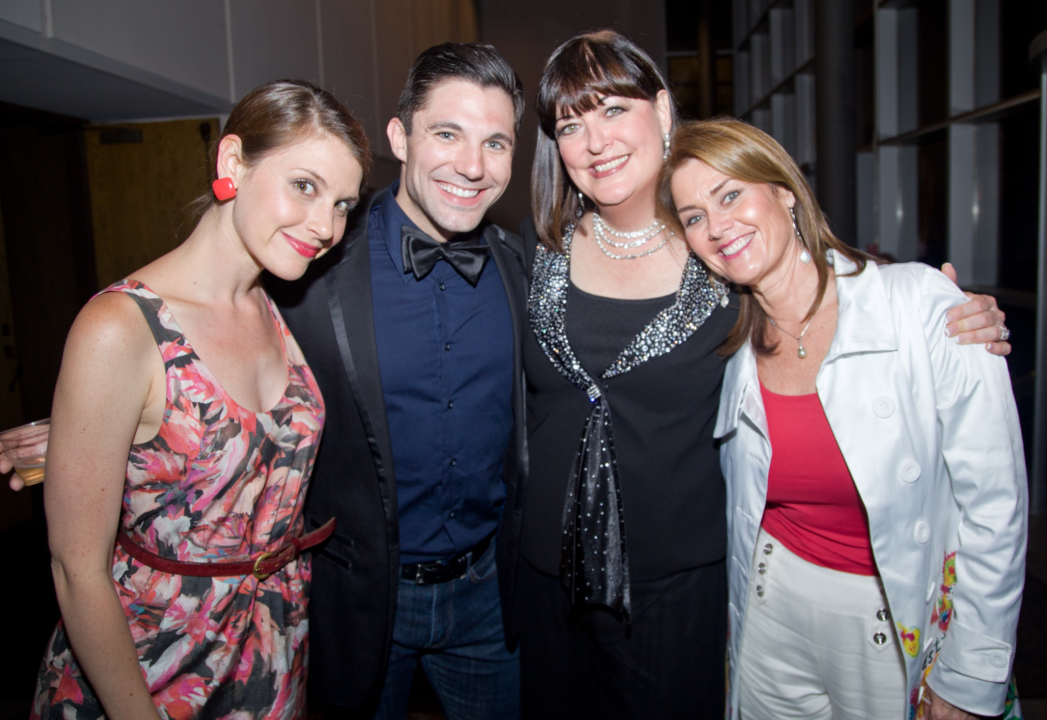 Photo Flash: Ann Hampton Callaway et al. at 2012 Johnny Mercer Foundation Songwriters Project Closing Concert