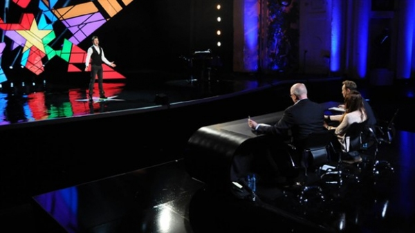 Photo Flash: Sneak Preview - ITV1 and Andrew Lloyd Webber's SUPERSTAR Auditions