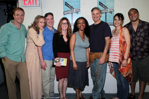Brendan Griffin, Christina Kirk, Jeremy Shamos, Dana Delany, April Yvette Thompson, Frank Wood, Annie Parisse, Damon Gupton