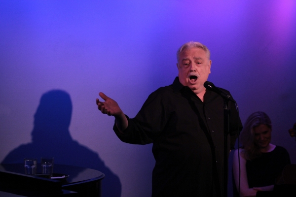Photo Coverage: Ed Dixon Celebrates SECRETS... Release at the Metropolitan Room!