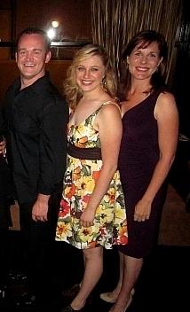 Dennis Kyle, Chelsea Emma Franko, Kim Huber