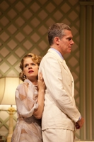 Amy Spanger and Glenn Fitzgerald  at  Tyne Daly, Amy Spanger and More in THE IMPORTANCE OF BEING EARNEST