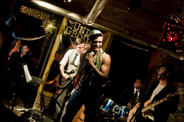 Photo Flash: Haley Hannah, Jason Gotay et al. in ROCKERS ANONYMOUS: WHO'S BAD?