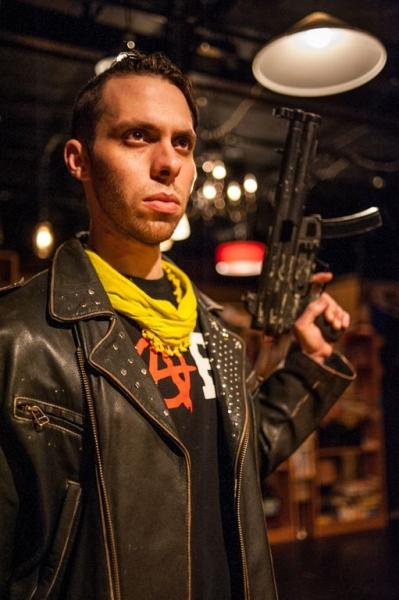 Byron Anthony as Nino