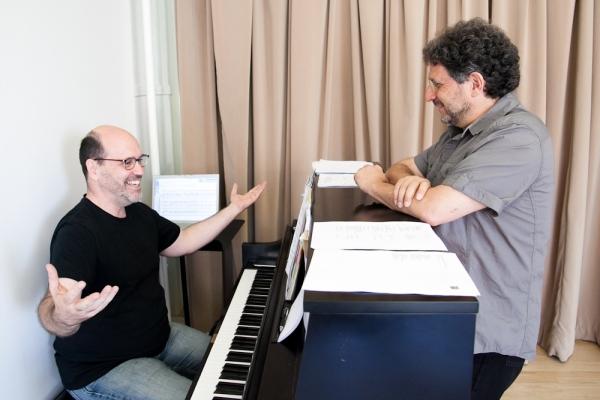 Larry Pressgrove and Randy Klein Photo